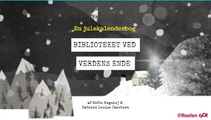Skærmgrafik julekalender