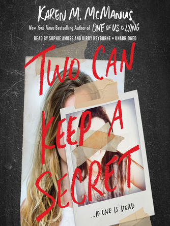 Karen M. McManus: Two can keep a secret