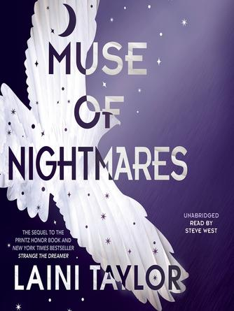 Laini Taylor: Muse of nightmares : Strange the Dreamer Series, Book 2