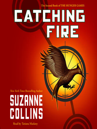Suzanne Collins: Catching fire: special edition : The hunger games series, book 2