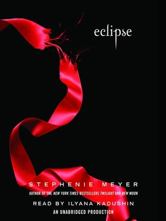Stephenie Meyer: Eclipse : The Twilight Saga, Book 3