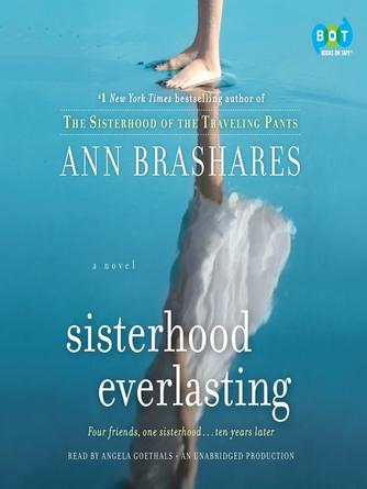 Ann Brashares: Sisterhood everlasting : The Sisterhood of the Traveling Pants Series, Book 5