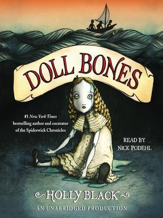 Holly Black: Doll bones