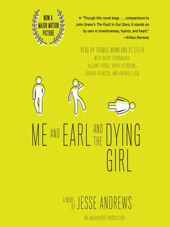 Jesse Andrews: Me and earl and the dying girl (revised edition)