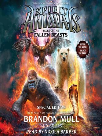 Brandon Mull: Tales of the fallen beasts