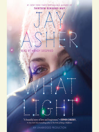 Jay Asher: What light