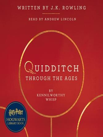 J. K. Rowling: Quidditch through the ages