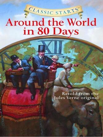 Jules Verne: Around the world in 80 days
