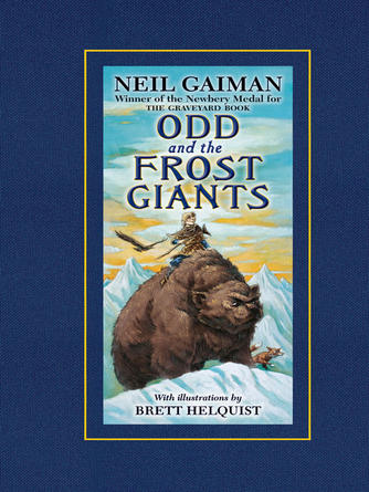 Neil Gaiman: Odd and the frost giants