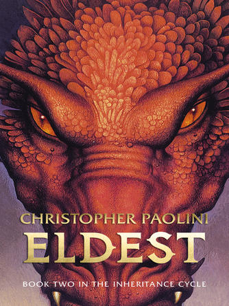 Christopher Paolini: Eldest : Inheritance Cycle, Book 2