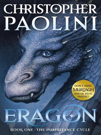 Christopher Paolini: Eragon : Inheritance Cycle, Book 1