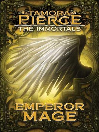 Tamora Pierce: Emperor mage : Tortall: The Immortals Series, Book 3