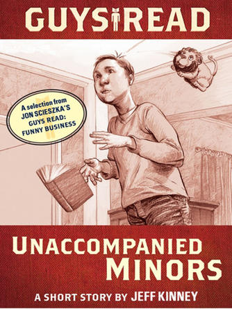 Jeff Kinney: Unaccompanied minors
