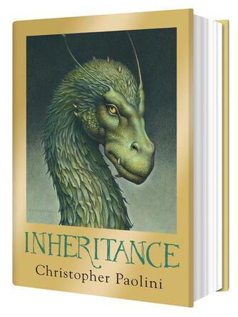 Christopher Paolini: Inheritance : Inheritance Cycle, Book 4