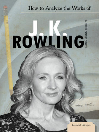 Victoria Peterson-Hilleque: How to analyze the works of j. k. rowling