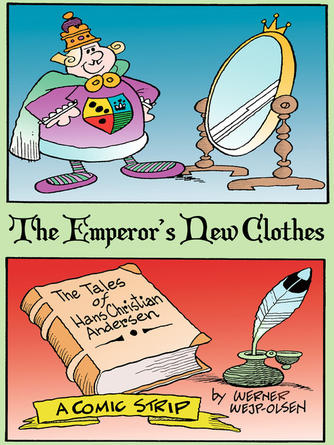 Werner Wejp-Olsen: The emperor's new clothes