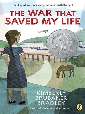 Kimberly Brubaker Bradley: The war that saved my life