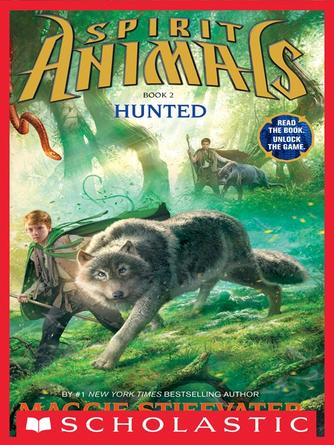 Maggie Stiefvater: Hunted : Spirit Animals Series, Book 2