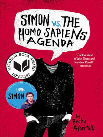 Becky Albertalli: Simon vs. the homo sapiens agenda