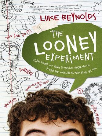 Luke Reynolds: The looney experiment