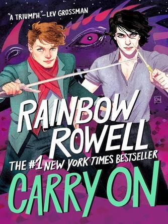 Rainbow Rowell: Carry on