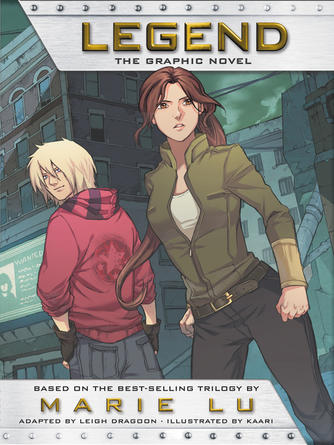Marie Lu: Legend : The Graphic Novel