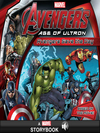 Marvel Press Book Group: Marvel's avengers : Age of Ultron: Avengers Save the Day