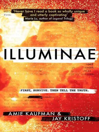 Jay Kristoff: Illuminae : The Illuminae Files Series, Book 1