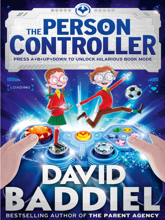 David Baddiel: The person controller