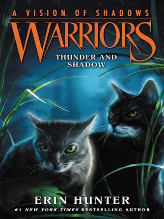 Erin Hunter: Thunder and shadow : Warriors: A Vision of Shadows Series, Book 2