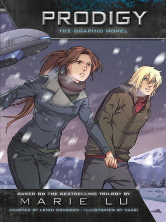 Marie Lu: Prodigy, the graphic novel : Legend Series, Book 2