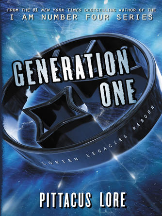 Pittacus Lore: Generation one