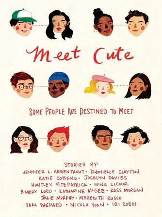 Jennifer L. Armentrout: Meet cute