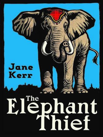 Jane Kerr: The elephant thief