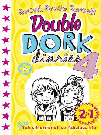 Rachel Renee Russell: Double dork diaries 4