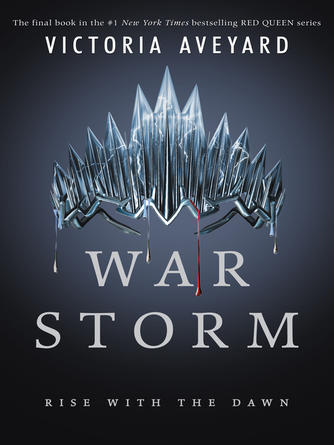 Victoria Aveyard: War storm : Red Queen Series, Book 4