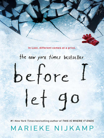 Marieke Nijkamp: Before i let go