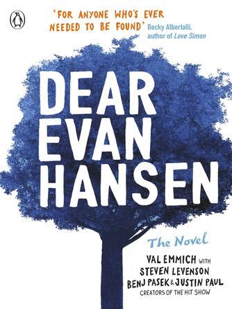 Val Emmich: Dear evan hansen