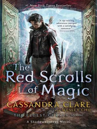 Cassandra Clare: The red scrolls of magic