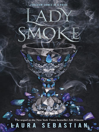 Laura Sebastian: Lady smoke