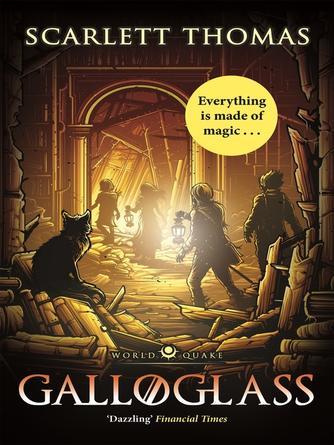Scarlett Thomas: Galloglass
