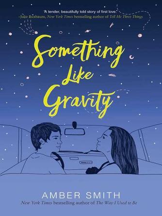 Amber Smith: Something like gravity