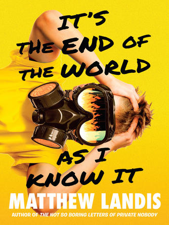 Matthew Landis: It's the end of the world as i know it