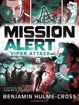 Benjamin Hulme-Cross: Mission alert: viper attack