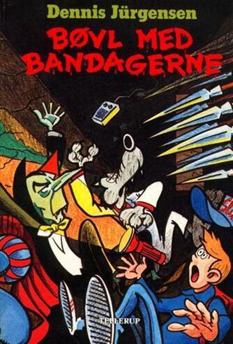 Dennis Jürgensen: Bøvl med bandagerne