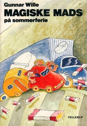Gunnar Wille: Magiske Mads på sommerferie
