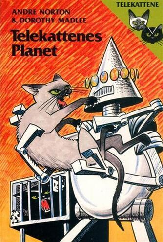 Andre Norton: Telekattenes planet