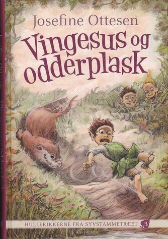 Josefine Ottesen: Vingesus og odderplask