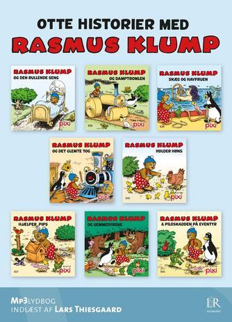 Per Sanderhage: Otte historier med Rasmus Klump