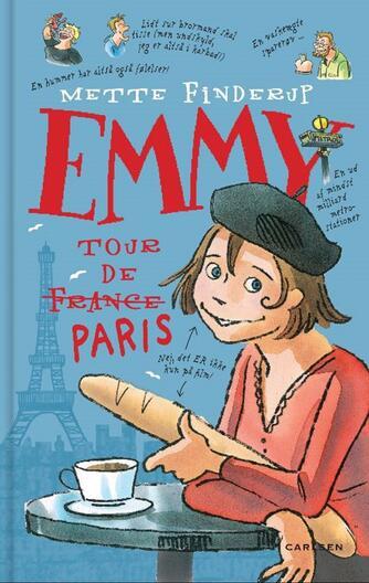 Mette Finderup: Emmy - Tour de France Paris